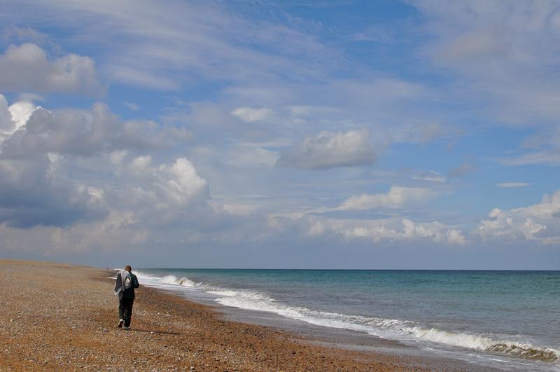 Cley next the sea, 2011 Foto: Hanne Siebers