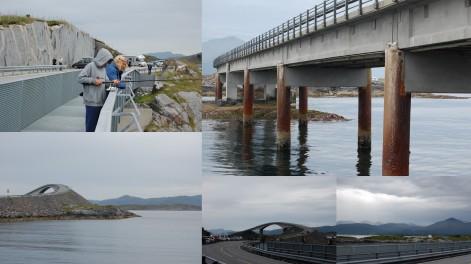 Atlantic Road, Lofoten, Norway
