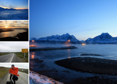 Northern Norway collage