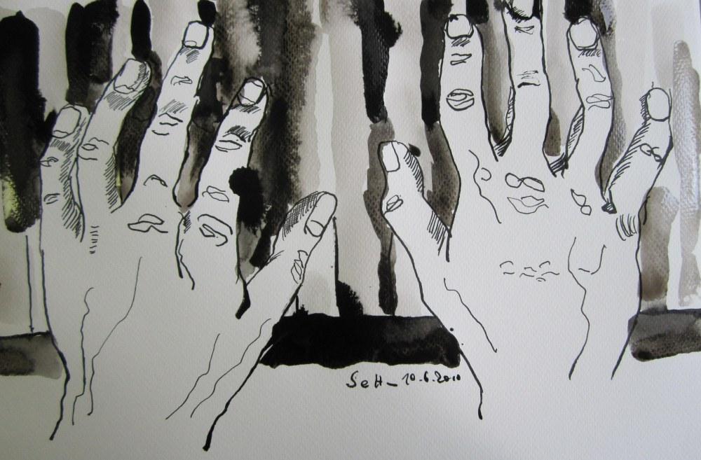 Klavierhände (c) Zeichnung  von Susanne Haun (4)