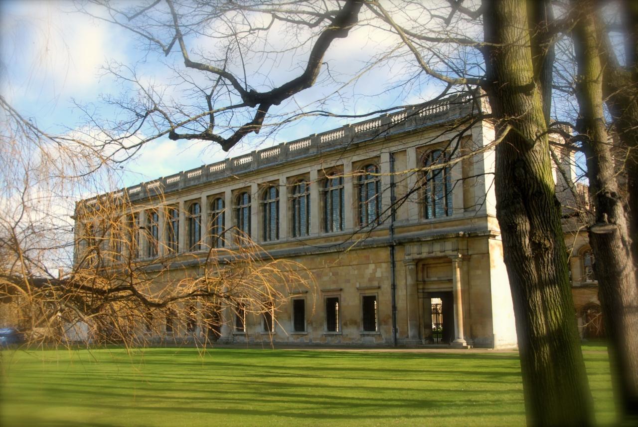 Wren Library, Trinity College