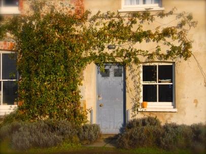 Window in Cley next the Sea, Photo: Hanne Siebers