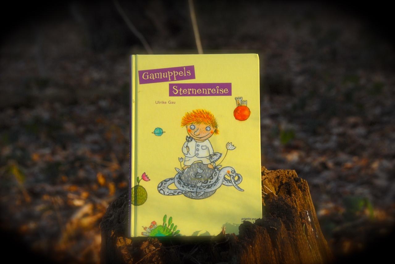 Gamuppels Sternenreise von Ulrike Gau