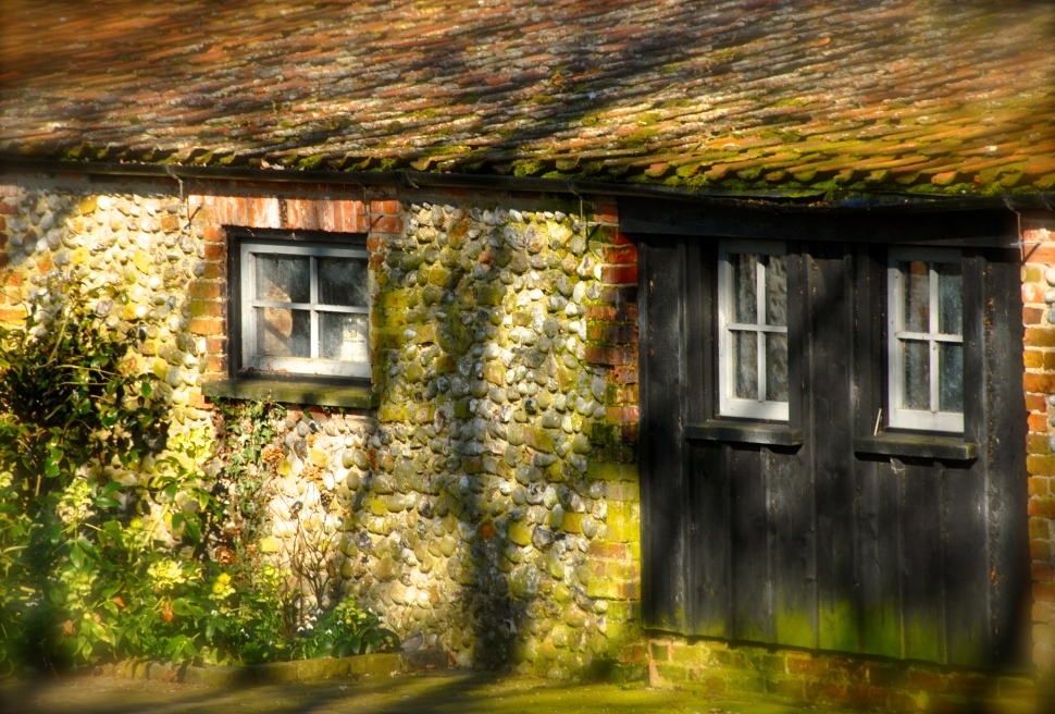 Shed on Church Lane, Cley next the Sea, Photo: Hanne Siebers