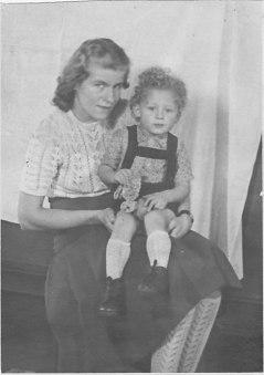 1948. Ingeborg und Klausbernd Vollmar