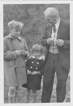 Wilhelm, Doris und Klausbernd
