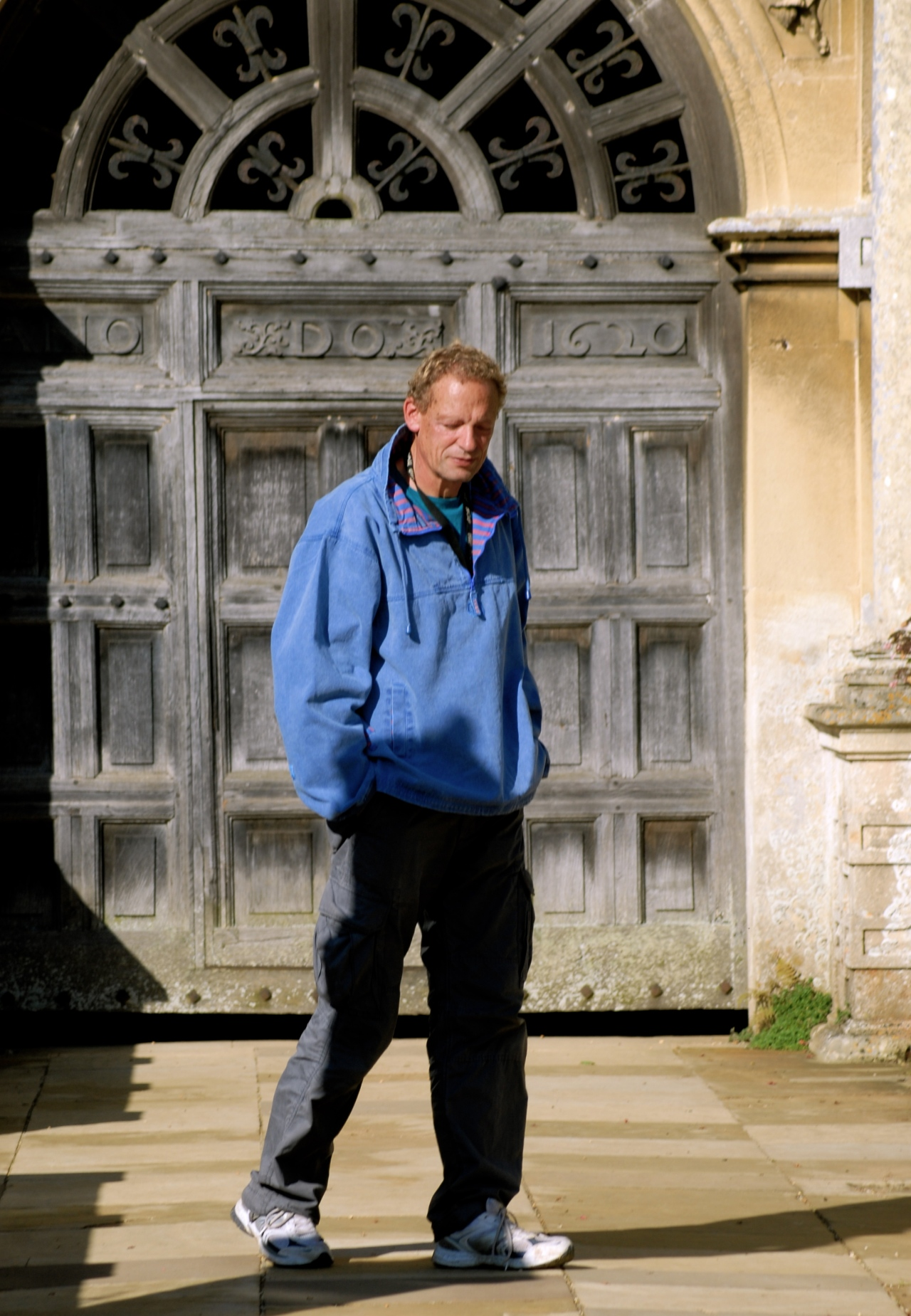 Klausbernd Vollmar, Blickling Hall, Norfolk, Photo: Hanne Siebers