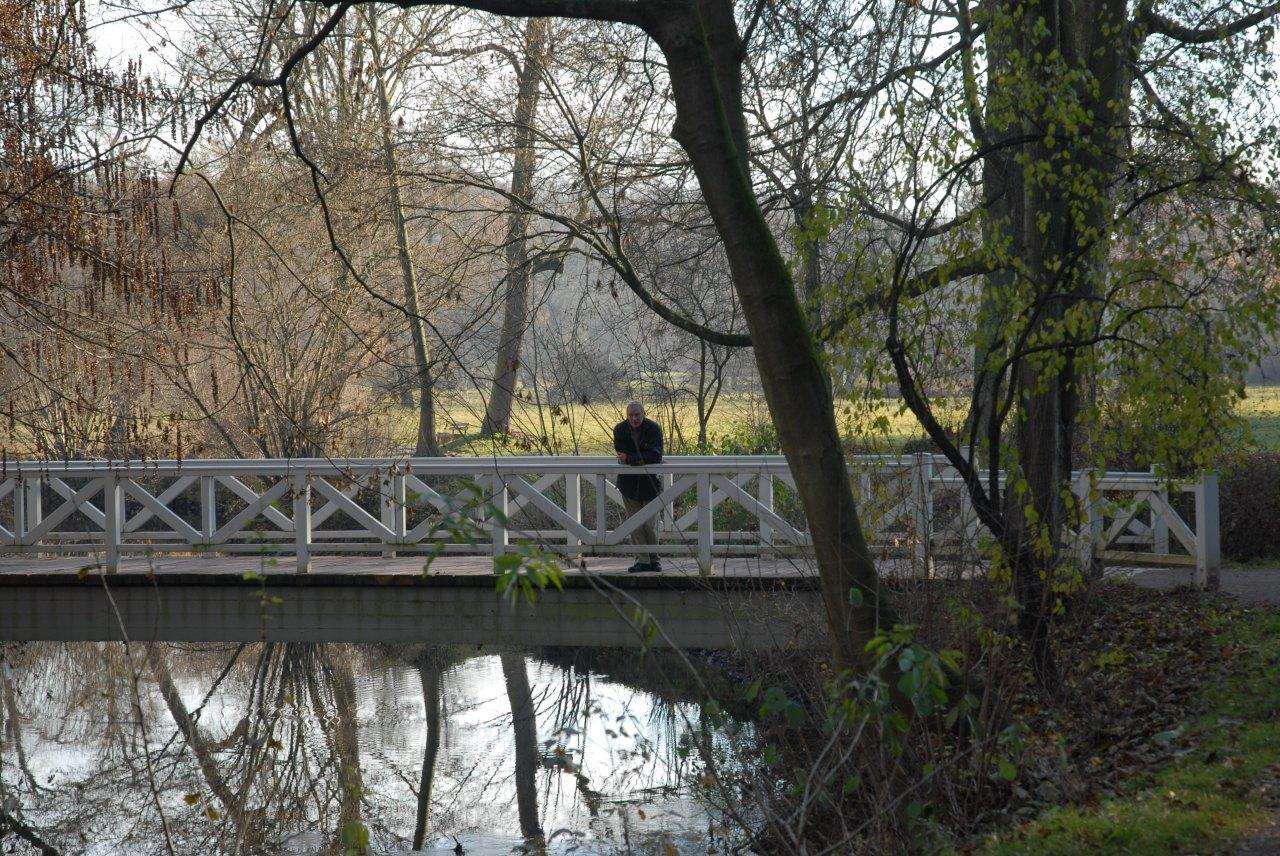 Weimar, im Goethepark, Photo Hanne Siebers