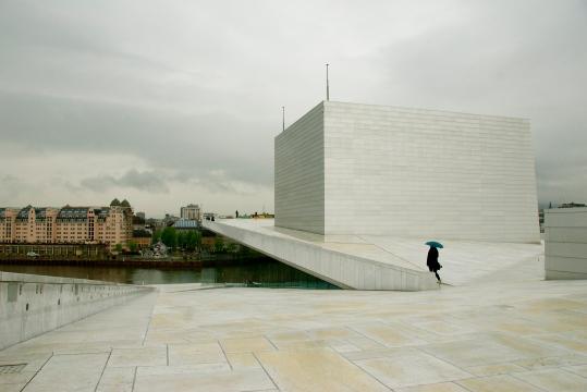 DSC_0081 Opera in Oslo, Norway, Foto: Hanne Siebers