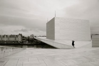 dsc_0081 Oslo, Opera roof Foto: Hanne Siebers