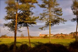 Cley wintertime, Norfolk Foto: Hanne Siebers