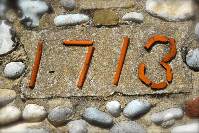 DSC_0036, Flint, Cley, Norfolk Foto: Hanne Siebers