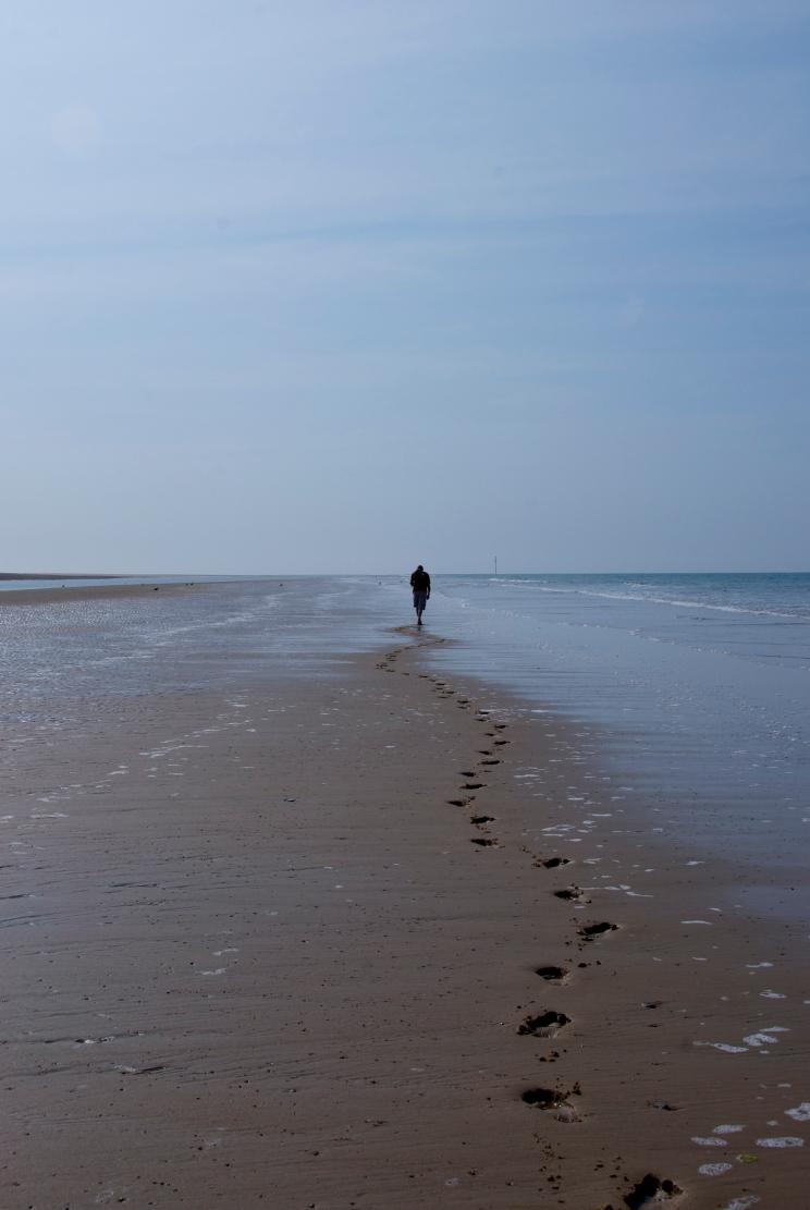 Cley Beach, Norfolk Foto: Hanne Siebers