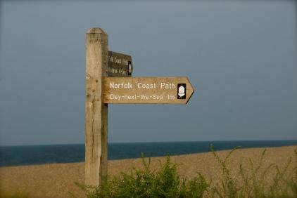 DSC_0150 2 Norfolk Coastpath on Cley Beach, England, Foto: Hanne ISebers, 2013