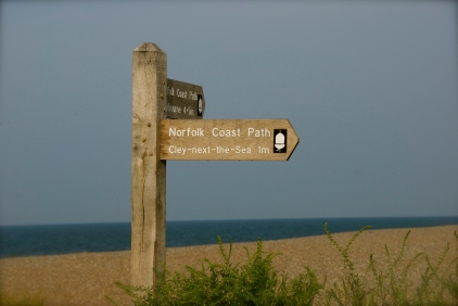 DSC_0150 2 Norfolk Coastpath on Cley Beach, England, Foto: Hanne ISebers, 2013