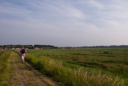 DSC_0157Cley. Coast path, Norfolk Foto: Hanne Siebers