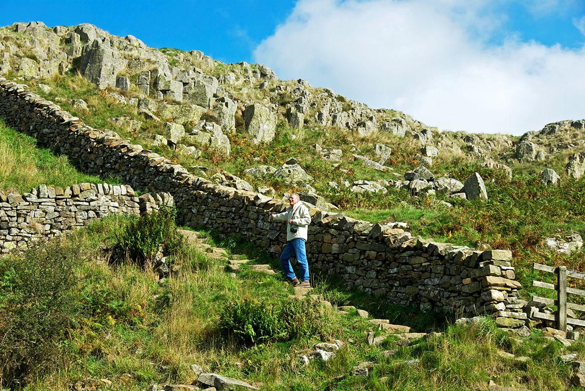 Klausbernd Vollmar, Hadrian's Wall, Foto: Hanne Siebers DSC_0057_kl