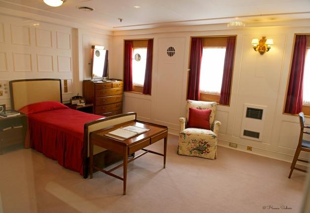 The Duke of Edinburgh's bedroom