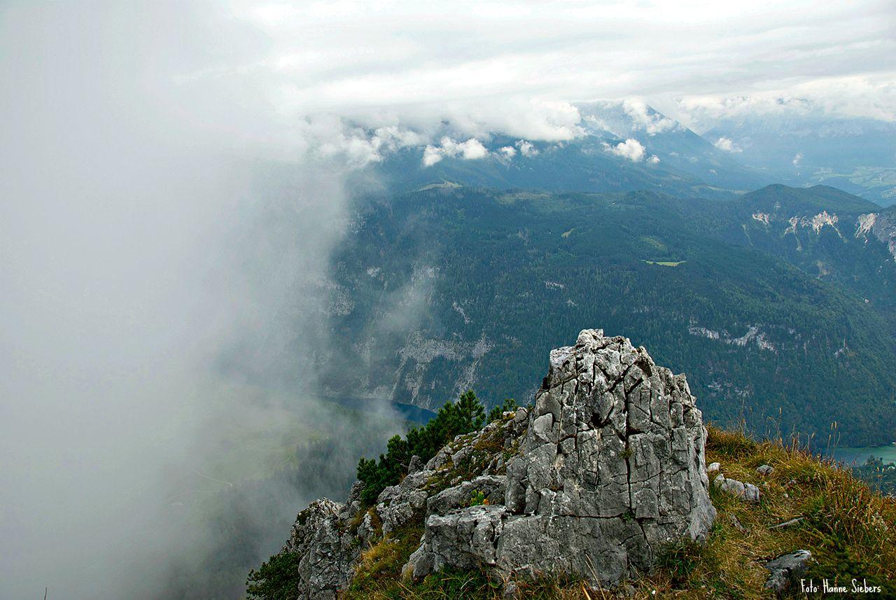 Bergwolke