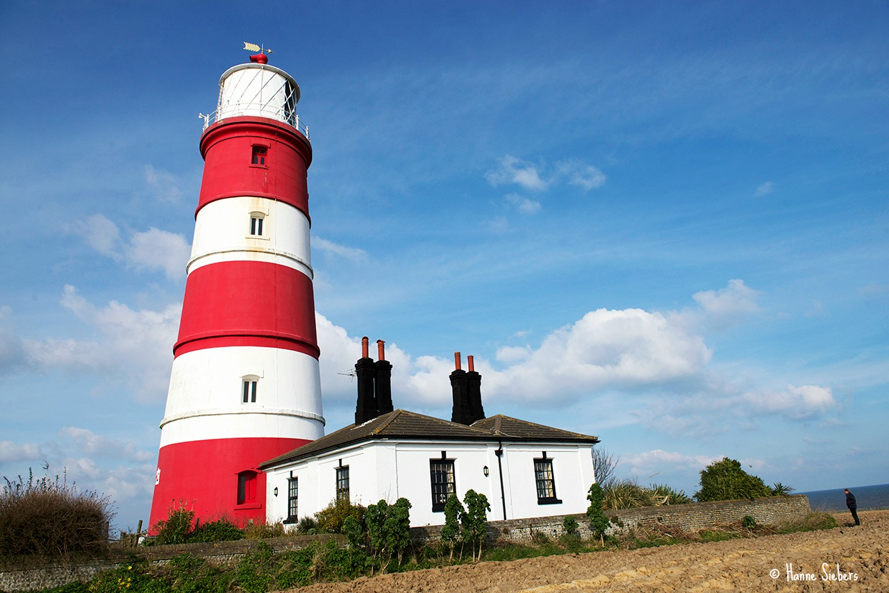 HappHappisburgh Lighthouse; Norfolk