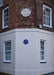 Paul Nash' House
